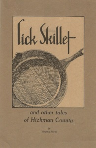 Lick Skillet Cover & Back copy